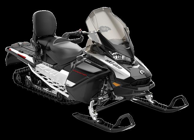 2020 Ski-Doo Expedition Sport REV Gen4