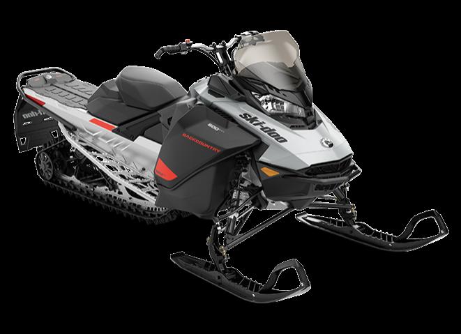 2021 Ski-Doo Backcountry Sport
