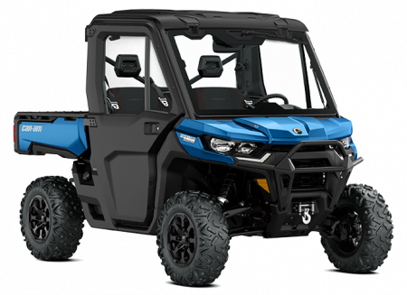 2021 Can-Am DEFENDER LIMITED