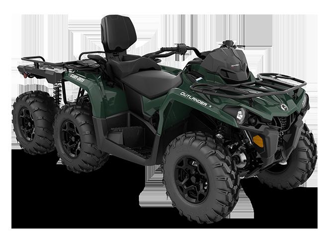 2021 Can-Am OUTLANDER MAX 6X6 DPS 450