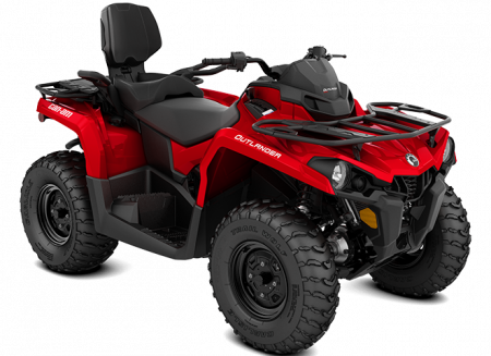 2021 Can-Am OUTLANDER MAX 450/570