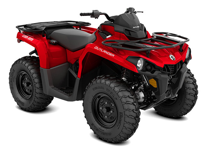 2021 Can-Am OUTLANDER 450 / 570