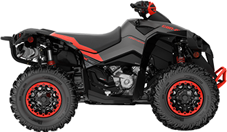 New Can-Am All-Terrain Vehicles