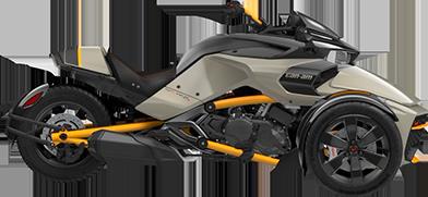 New Can-Am Spyder