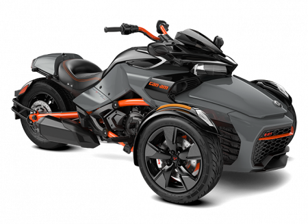 2021 Can-Am SPYDER F3-S SPECIAL SERIES
