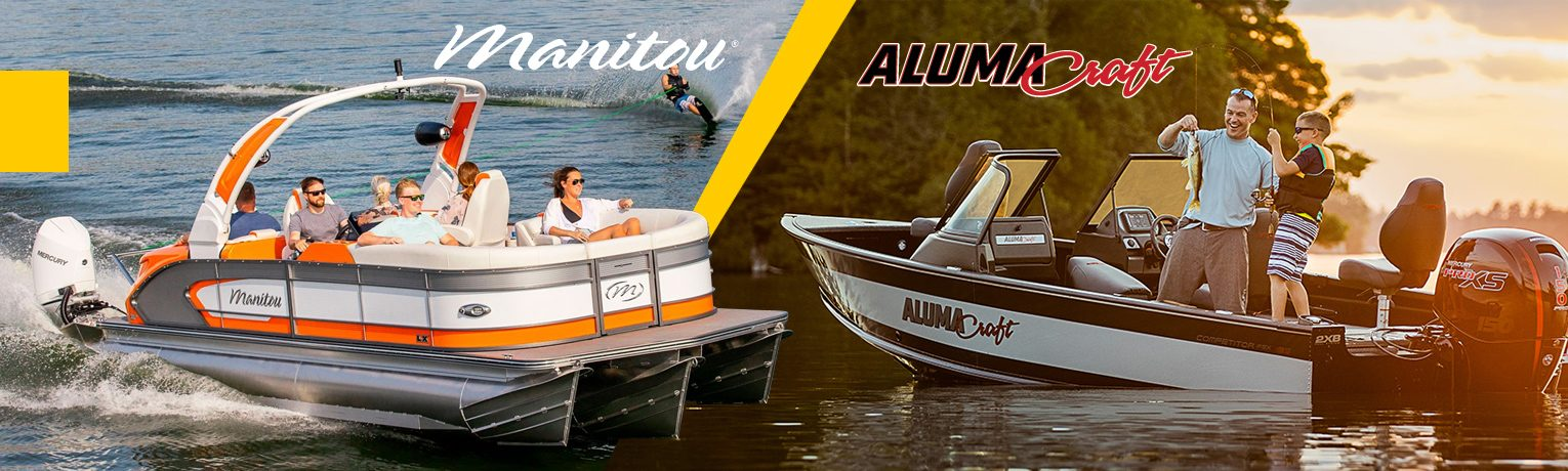 New Alumacraft Boats
