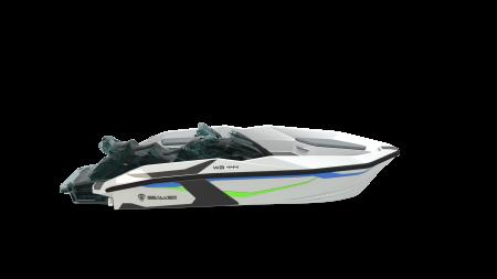 Sealver WB 444 White Sharp