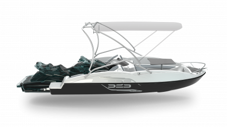 Sealver WB 525 Full Wake