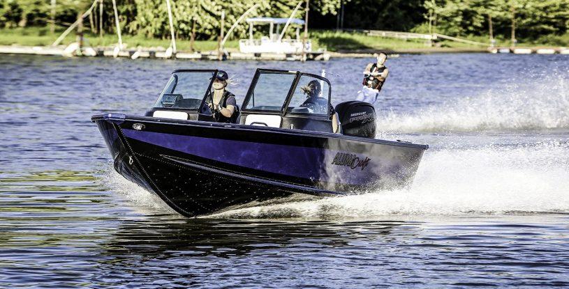 2021 Alumacraft Edge 175 Sport