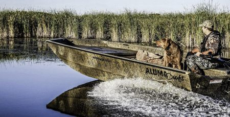 2021 Alumacraft Waterfowler 16 TL