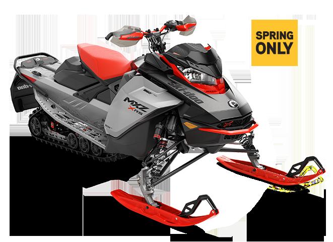2022 Ski-Doo MXZ X-RS