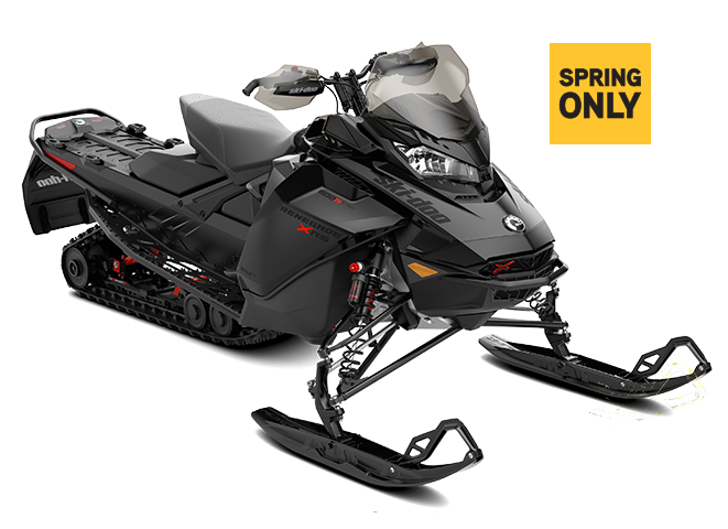 2022 Ski-Doo Renegade X-RS Competition Package