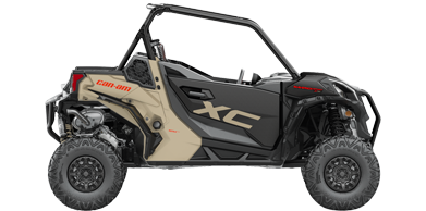 New Can-Am Side-by-Side Vehicles