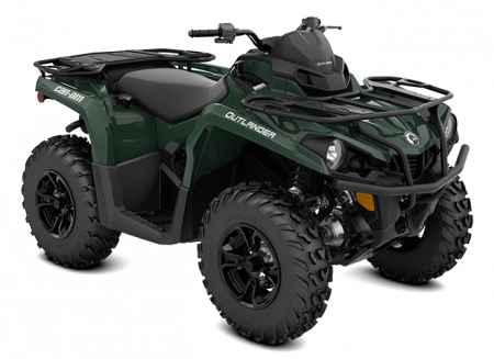 2022 Can-Am OUTLANDER DPS 450/570 TUNDRA-GREEN