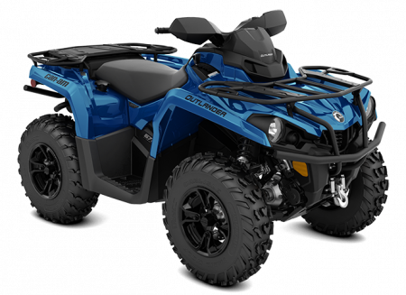 2022 Can-Am OUTLANDER XT 570 OXFORD-BLUE