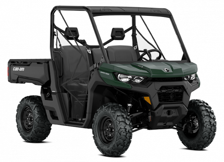 2022 Can-Am DEFENDER TUNDRA-GREEN