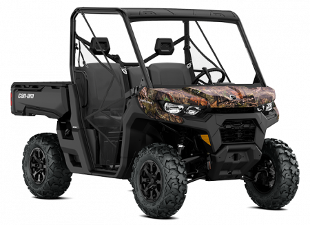 2022 Can-Am DEFENDER DPS MOSSY-OAK-BREAK-UP-COUNTRY-CAMO