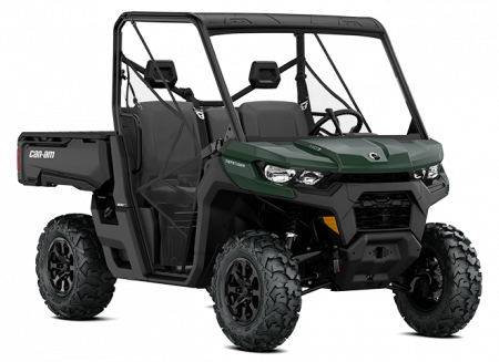 2022 Can-Am DEFENDER DPS TUNDRA-GREEN