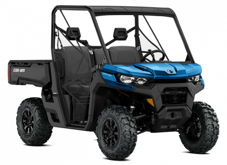 2022 Can-Am DEFENDER DPS OXFORD-BLUE
