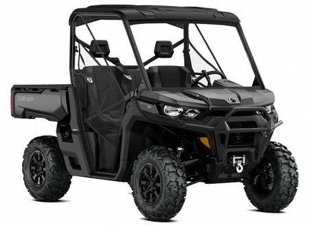 2022 Can-Am DEFENDER XT STONE-GRAY