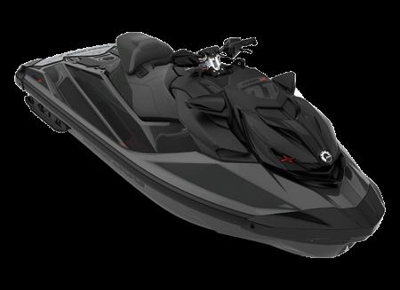 2022 Sea-Doo RXP-X 300 premium-triple-black