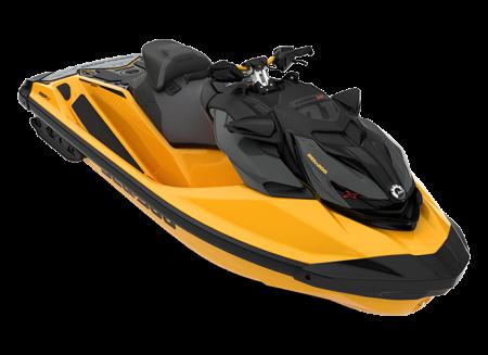 2022 Sea-Doo RXP-X 300 millenium-yellow