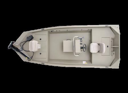 2022 Alumacraft ALL WELD MV CC