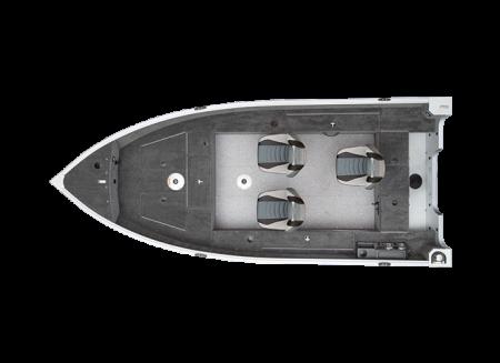 2022 Alumacraft CLASSIC TILLER