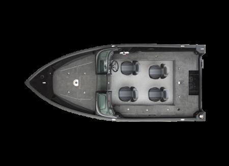 2022 Alumacraft COMPETITOR SHADOW SPORT