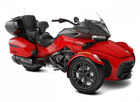 2022 Can-Am SPYDER F3 LIMITED SPECIAL SERIES