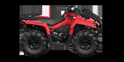 New Can-Am All-Terrain Vehicles